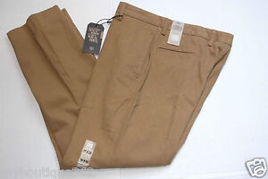 DOCKERS-D3-CLASSIC-FIT-MENS-DRESS-PANTS-SZ-32W-x-32L-KHAKI-NEW-WITH-TAG