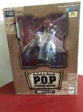 One Piece POP Shanks Mega House Model Figure Megahouse