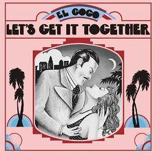 El Coco - Let's Get It Together New Import 24Bit Remastered CD