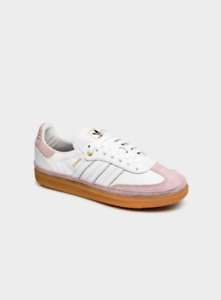 Details about WOMENS ADIDAS ORIGINALS WHITE SAMBA OG RELAY TRAINERS UK 4 CG6097 LAST ONE