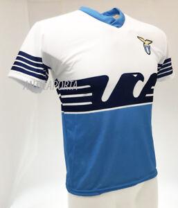 c16f4e145 Details about Shirt Lazio neutral 2019 number 17 Prodotto Ufficiale SS Lazio  Home eagle