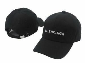 Men Baseball Cap Balenciaga² Embroidery