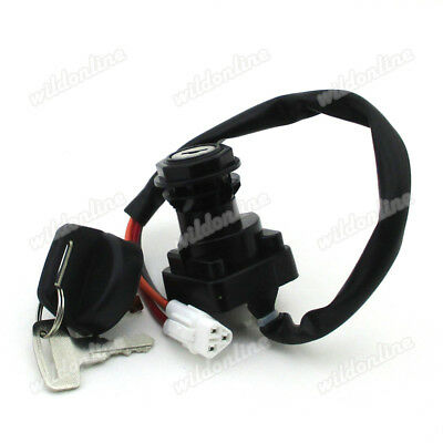 IGNITION KEY SWITCH FOR ARCTIC CAT 400 DVX 400 DVX400 2004 3509-004
