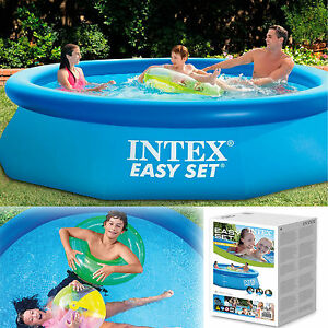 Inflatable Swimming Pool 10'x30\
