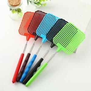 5Pcs-Extendable-Telescopic-Mosquito-Fly-Swatter-Plastic-Prevent-Catcher-Bug-Pest