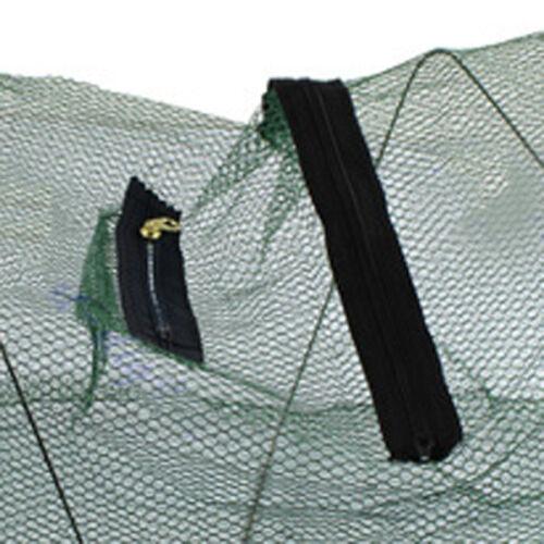 Reliable Nylon Mesh Frame Fishing Shrimping Crawfish Fish Net Trap AB