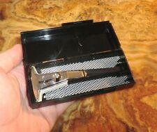 GILLETTE Techmatic RASIERER OVP Box REG US PAT OFF N3 Made in USA RASOIR 1968