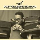 Gillespie Dizzy Big Band Complete 1956 South American Tour Recordings. Solar Records 2cds