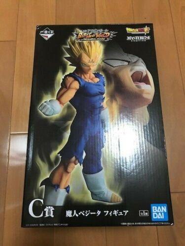 Banpresto Majin Vegeta action figure DRAGON BALL Z JAPAN limited ichiban kuji JP