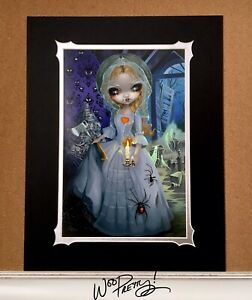 2015-Jasmine-Becket-Griffith-Disney-Haunted-Mansion-Bride-Returns-WonderGround
