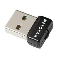 Netgear WNA1000M Wireless N USB Micro Adapter N150 Wifi Nano Mini WLAN Dongle