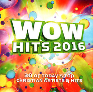 Various-Wow-Hits-Today-039-s-Top-Christian-Artists-amp-Hits-2016-2CD-2015-NEW