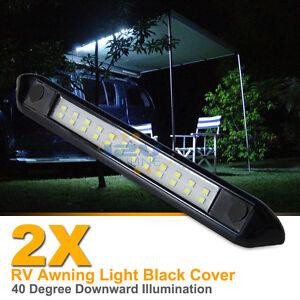 Wonderful 2X 12V LED Awning Light RV Camper Trailer Truck Boat Exterior Garden