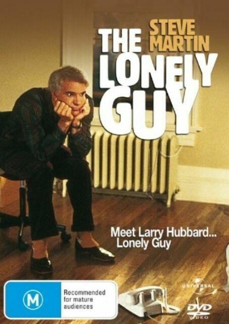 DVD - The Lonely Guy (2006) - Steve Martin - PAL R2,4,5