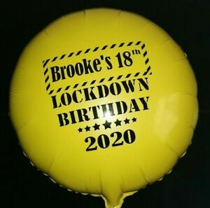 Lockdown-Birthday-Party-foil-Balloon-PERSONALISED-to-match-banners-Quarantine
