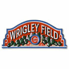 Wrigley Field Home of The Chicago Cubs Stadium Patch Jersey Baseball MLB Logo