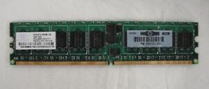 10x 1GB ECC SERVER RAM MEMORY DDR2 400Mhz CL3 PC2-3200R 345113-051 10GB