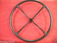 Ih Farmall Steering Wheel 20 4 Spoke M, Md, 400, 450, W9, Super's 557282r91