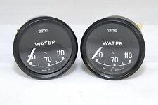 JAGUAR S1 ETYPE MK2 daimler 250 380 NEW RARE! SMITHS WATER TEMP GAUGE C18640