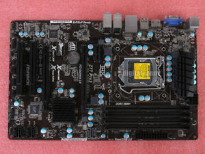 ASRock Z77 Pro3 Intel Chipset Treiber Windows 10