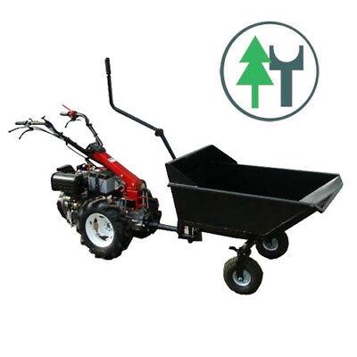 Einachser Erfinderisch Schubkarre Ar50 Motorschubkarre Einachser Einachsschlepper Dumper Business & Industrie