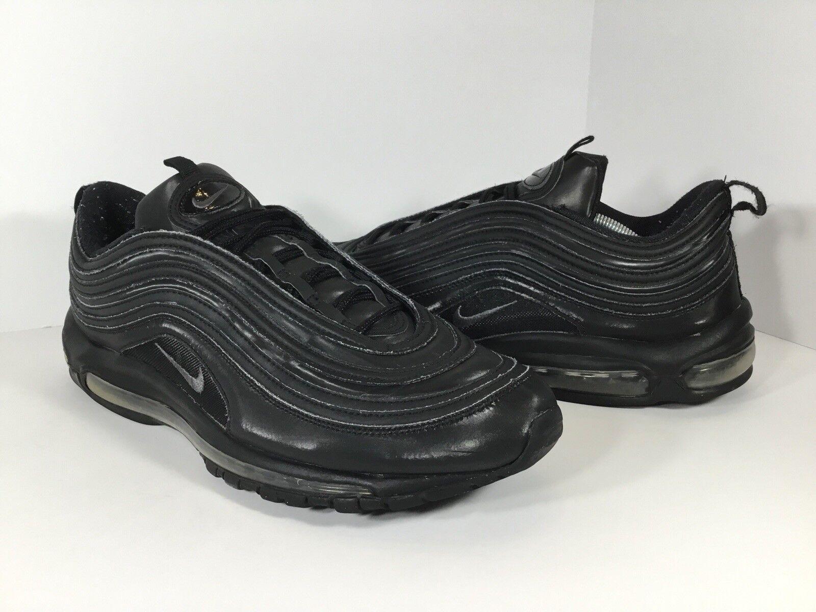 Nike air max 46 97 nero metallizzato ematite Uomo 46 max rare 312641-020 f872c9