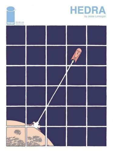 One-Shot Hedra 2nd Printing IMAGE Comics 2020 VF//NM