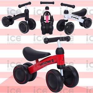 KIDS-NEW-MINI-BALANCE-BIKE-PUSH-BICYCLE-TODDLER-COLORFUL-TRAINING-TRICYCLE