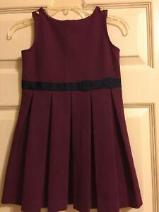 Janie-and-Jack-Bloom-Town-Dress-EUC-Girls-Size-5