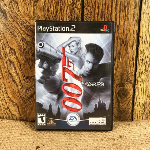 James Bond 007: Everything or Nothing (Sony PlayStation 2, 2004)