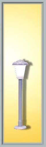 Viessmann 6721 H0 Bausatz Strassenleuchte 49mm *Neu mit LED weiss*        #61021