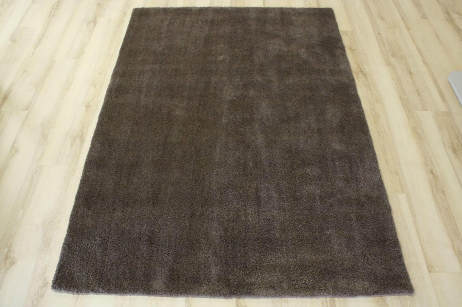 Teppich Langflor Astra Livorno 084 taupe 170x240 cm weich weich weich | Verpackungsvielfalt  76d657