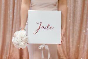 Personalised-Gift-Box-Per-Matrimonio-Natale-Damigella-Compleanno-ricordo