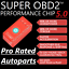 OBD2-POWER-TOYOTA-SIENNA-HIACE-HILUX-XLE-SE-LE-AWD-MODELS-PERFORMANCE-CHIP thumbnail 1