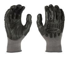 Madgrip Thunderdome Unisex Rubber Coated Work Gloves Black Xl