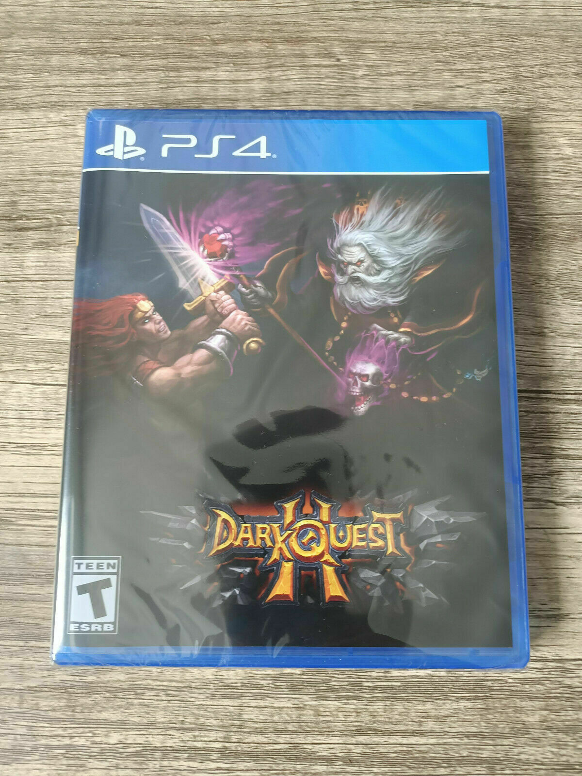 Dark Quest 2 - Playstation 4 PS4 - Limited Run Games #334 - NEW