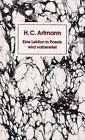 Eine Lektion in Poesie wird vorbereitet von Hans Carl Artmann (1998, Gebundene Ausgabe)