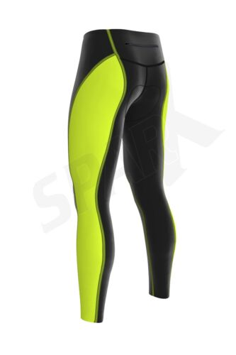 Sparx Men Roubaix Thermal Cycling Tight Bike Bicycle Pants Cool Max Padded 1167