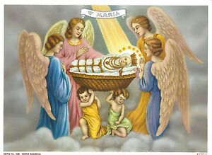 Catholic-Print-Picture-Nativity-of-the-Blessed-Virgin-Mary-with-Angels