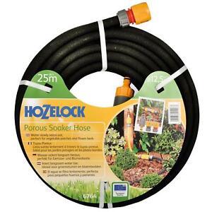 Hozelock-25m-Porous-Soaker-Hose-Watering-Vegetable-Flower-Garden-Beds-amp-Borders