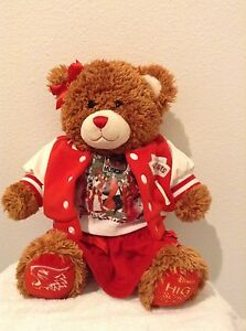 Build A Bear High School Musical with outfit