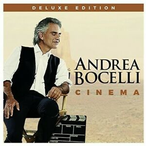 Andrea Bocelli - Cinema: Deluxe Edition [New CD] Deluxe Ed, Hong Kong - Import