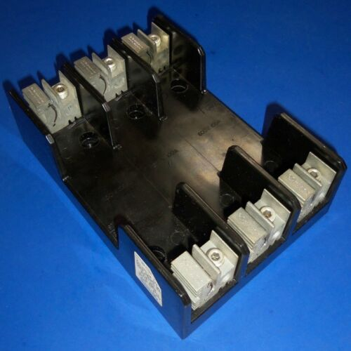 MARATHON 600V 100A 3-POLE CLASS R FUSEHOLDER 6R100A3B *PZF*