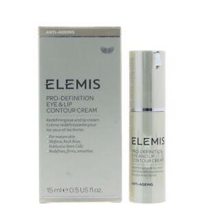 Elemis-Pro-Definition-Eye-And-Lip-Contour-Cream-15-ml-0-5-oz-Exptn-2022-New-Box