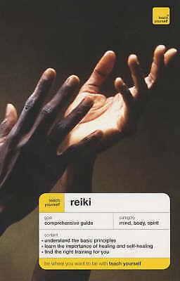 Reiki (Teach Yourself), Shuffrey, Sandi Leir   Paperback Book   Good   978034086