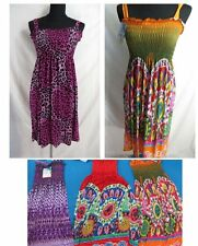US SELLER-wholesale lot of 10 summer casual dresses sundress tube top dress