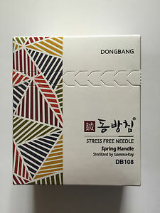 NEW-Dong-Bang-Disposable-Acupuncture-Needles-1000-pcs-Spring-Handle-Best-Price