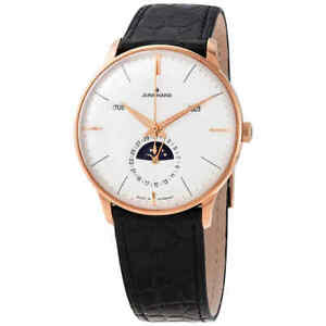 Junghans Meister Calender Automatic Moonphase Men's Watch 027/7203.01