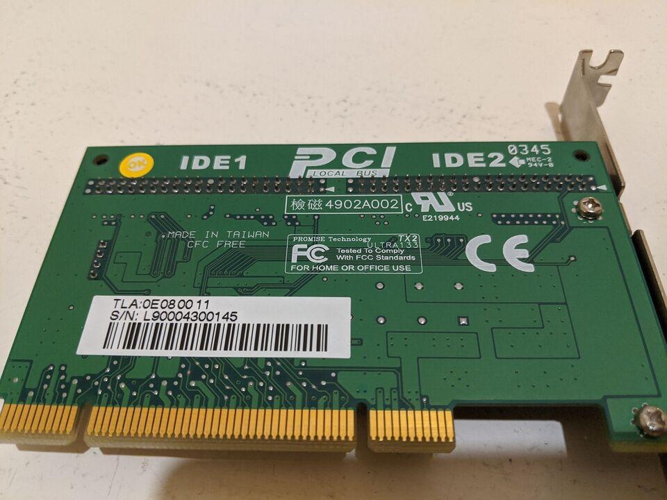 Andet, Disk controller