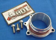 HONDA TRX 250R  BILLET EXHAUST FLANGE NEW O-RINGED SEAL MUFFLER ENGINE PIPE BDT